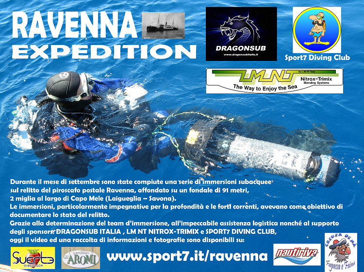 Ravenna Expedition.